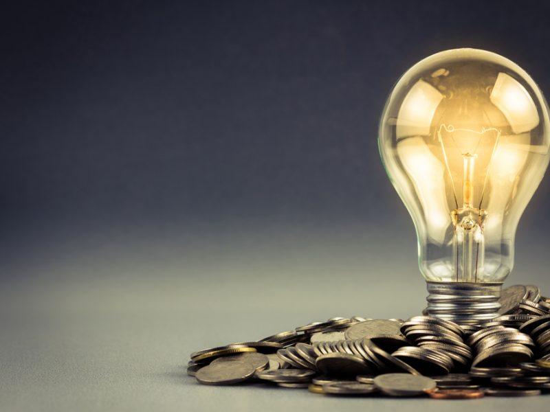 economia de energia elétrica