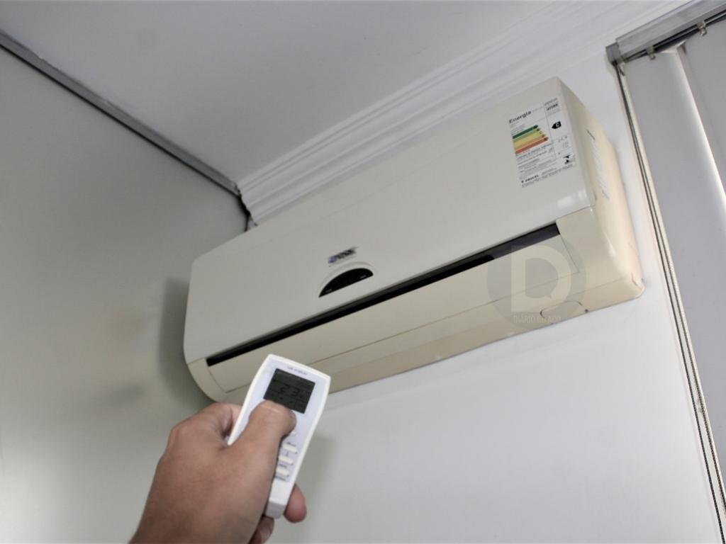 como economizar energia com ar